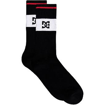 DC To Me Crew Socks