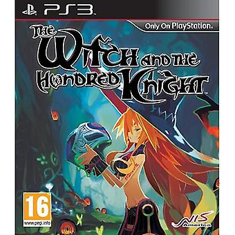 The Witch and the Hundred Knights PS3 Game