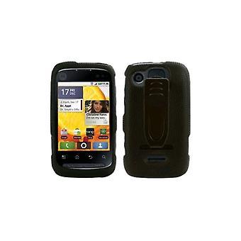 Body Glove Snap-On draagtas met riemclip voor Motorola Citrus WX445 (zwart) (Bulk P
