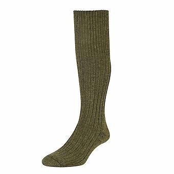 HJ Hall COMMANDO HJ 3000 Long Wool Blend Military Hike Sock