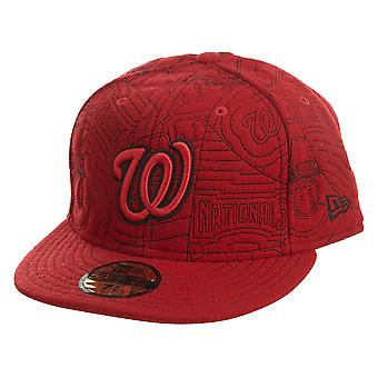 New Era 59fifty National Mens Style : Hat026