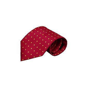 Красный галстук Cremona 01