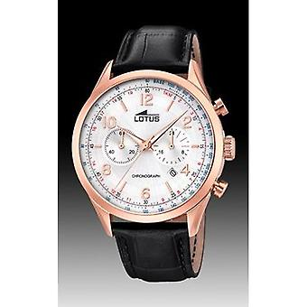 LOTUS - men's wristwatch - 18558/2 - smart casual - chronograph