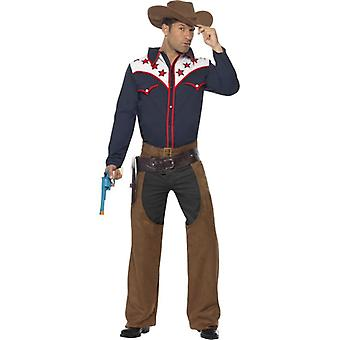 Smiffy's Rodeo Cowboy Costume