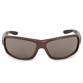 Harley Davidson Rectangle Sunglasses HDS8001 BRN 1F 63
