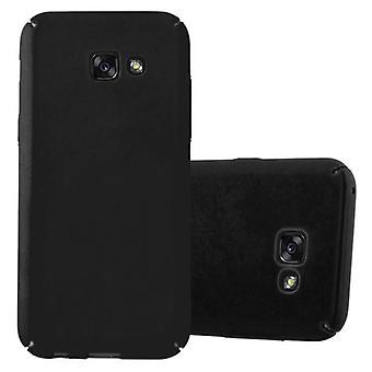Cadorabo tilfældet for Samsung Galaxy a3 2017 sag Cover-Hard Case plastik telefon sag mod ridser og bump-beskyttende tilfælde kofanger ultra slank ryg sag hårdt Cover