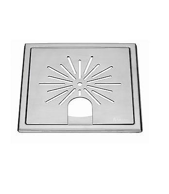 Struttura pavimento grigliato FS501