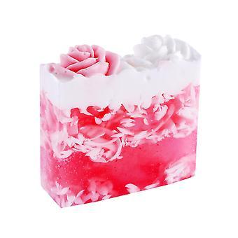 Badefee Cremeseife Glyzerinseife Sweet Rose Blumig-süß 100 g