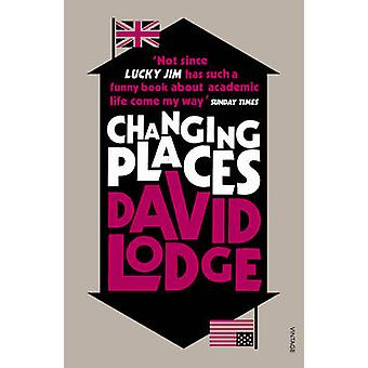 Changing Places by David Lodge - 9780099554172 Book