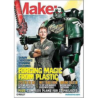 Make - Technology on Your Time - Volume 32 by Mark Frauenfelder - 97814