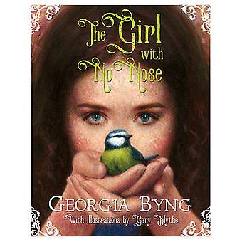 Het meisje met geen neus door Georgia Byng - Gary Blythe - 9781781125694 B