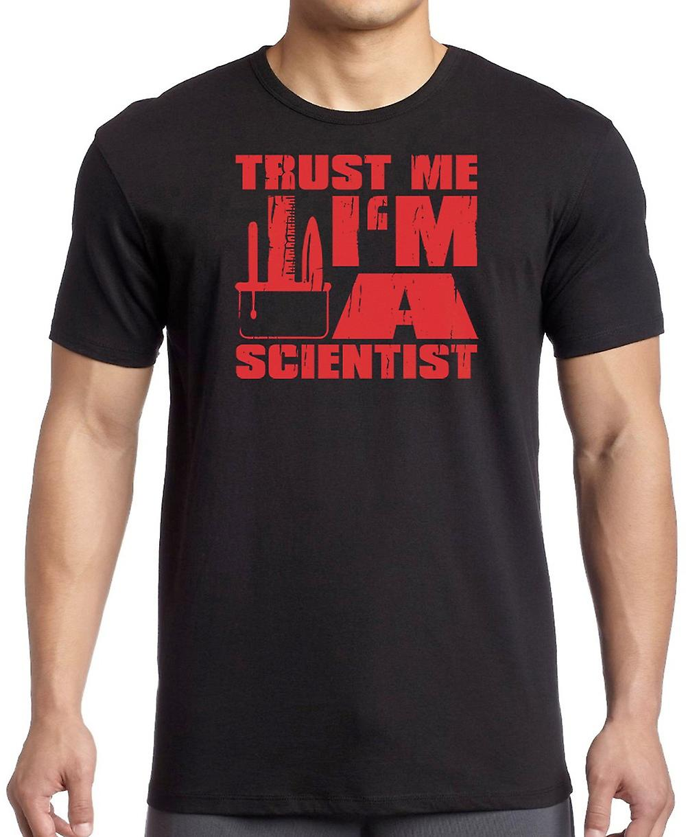 Trust Me Im A Scientist T Shirt