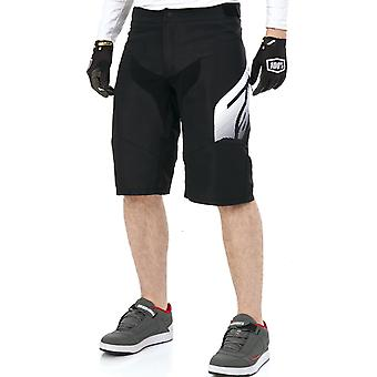 Alpinestars Black-White 2017 Predator MTB Shorts