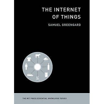 A Internet das coisas por Samuel Greengard - livro 9780262527736