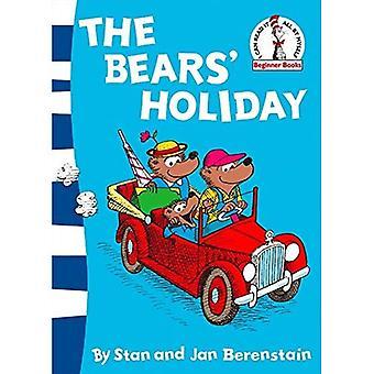 The Bears' Holiday: Berenstain Bears (Beginner Books)