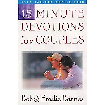 15-Minute Devotions for Couples (Barnes, Emilie)