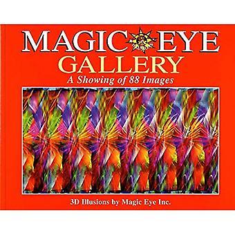 Magic Eye Gallery: En visar 88 bilder (N E sak företag)