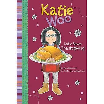 Katie salva de ação de Graças