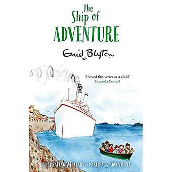 Le navire de l'aventure (la série d'aventure)