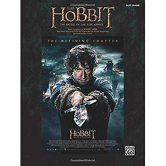 The Hobbit -- The Battle of the Five Armies: Easy Piano Selections from the Original Motion Picture Soundtrack