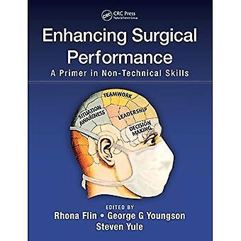 Mejorar rendimiento quirúrgico: Una cartilla en aptitudes técnicas