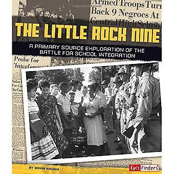 Little Rock Nine: Poszukiwania podstawowym źródłem bitwy dla szkoły integracyjne (We Shall Overcome)