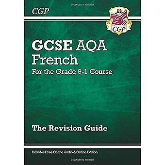 Nueva GCSE AQA francés revisión guía - para el grado 9-1 curso (con edición en línea)