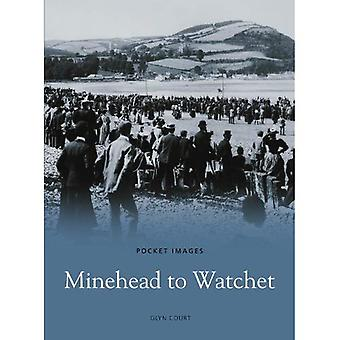 Minehead to Watchet (Pocket Images)