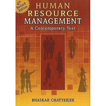 Human Resource Management: A Contemporary Text (Personnel Human Resources Mana)