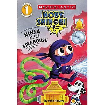 Ninja at the Firehouse (Scholastic Reader: Level 1)