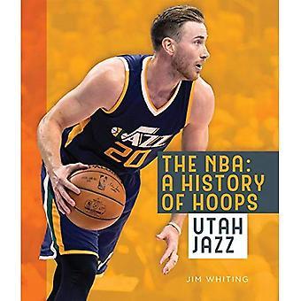 De NBA: Een geschiedenis van hoepels: Utah Jazz (NBA: een geschiedenis van hoepels (Paperback))