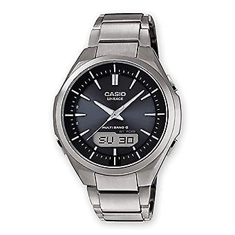 Casio Analog Digital Armbanduhr Quarz Männer mit Titan Armband LCW-M500TD-1AER