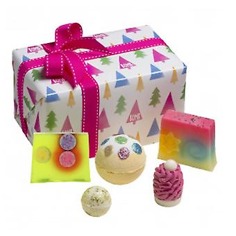 Bombe kosmetik D # bombe kosmetik gave Pack - O juletræ