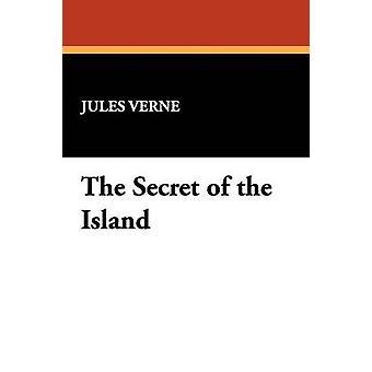 O segredo da ilha por Verne & Jules