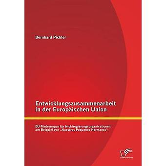 Entwicklungszusammenarbeit i Der Europaischen Union EuForderungen päls Nichtregierungsorganisationen Am Beispiel Von Nuestros Pequenos Hermanos av Pichler & Bernhard