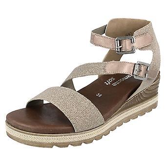 Ladies Remonte Sandals D6351