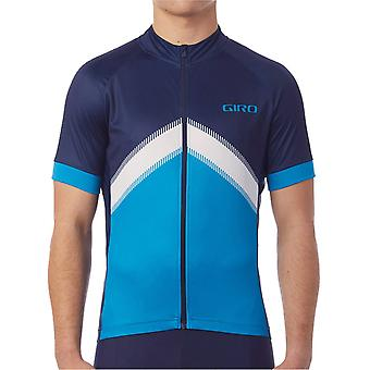 Giro Blue Arrow 2018 Chrono Sport Sublimated Short Sleeved Cycling Jersey