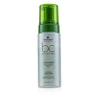 Schwarzkopf Bc Bonacure Collagen Volume Boost Whipped Conditioner (for Fine Hair) - 150ml/5oz