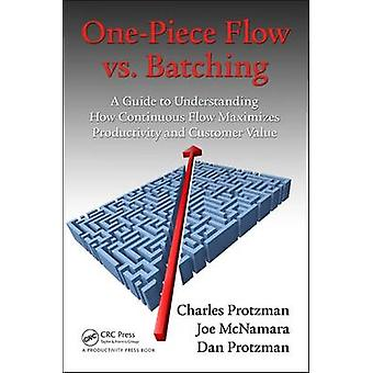 One-Piece Flow vs. Batching - A Guide to Understanding How Continuous