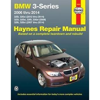 BMW 3-Series Automotive Repair Manual 2006-14 (2nd Revised edition) b