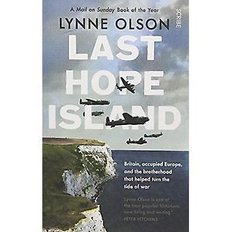 Last Hope Island - Britain - occupied Europe - and the brotherhood tha
