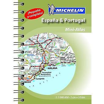 Spain and Portugal 2015 Mini-Atlas - 9782067199408 Book
