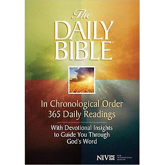 The Daily Bible by F. LaGard Smith - 9780736944281 Book