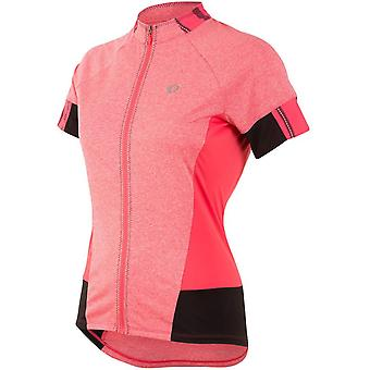 Pearl Izumi Rouge Redhovie Select Escape Womens Short Sleeved Cycling Jersey