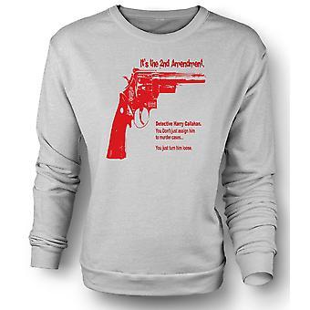 Kids Sweatshirt Dirty Harry 44 Magnum - film