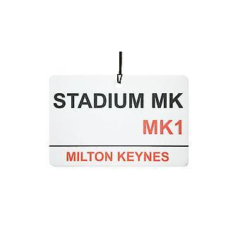 МК Донс стадион улице знак автомобилей освежитель воздуха