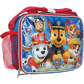 Lunch Bag - Paw Patrol - Chase Marshall Rubble Rocky Skye New 009625