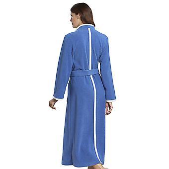 Feraud 3883157-11998 Frauen's Smokey Blue Robe Loungewear Badekleid