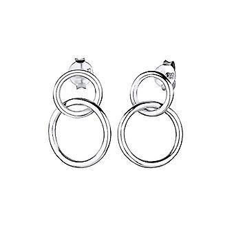 Elli Earrings Pendant Women Silver 925 0310840914