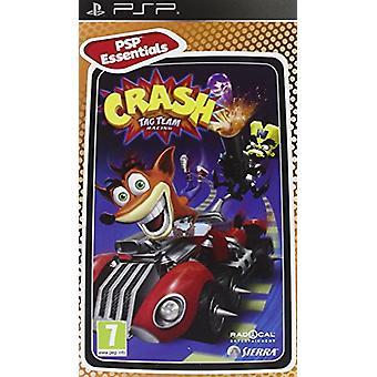 Crash Tag Team Racing (PSP) - Usine scellée